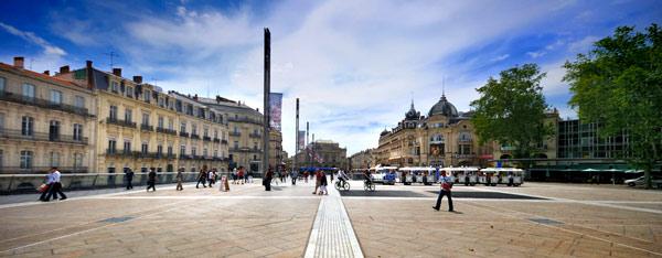 Vols Paris Cdg Montpellier Montpellier Mediterranee Au Depart De