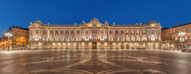 Photo de la Place du Capitole à Toulouse