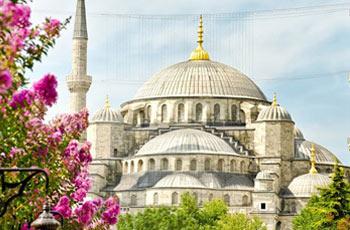 Vue d'Istamboul