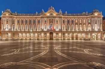 Vue de Toulouse